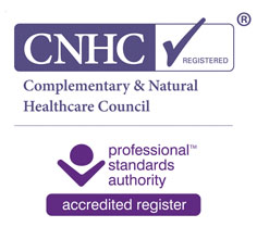 Member of the Complementary and Natural Healthcare Council (CNHC)